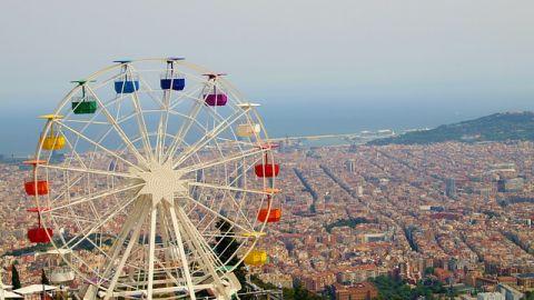 Karta Over Sevardheter I Barcelona.Barcelona Upplevelser Yourtravel
